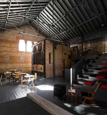 Matadero, Madrid - Churtichaga + Quadra-Salcedo (interior)