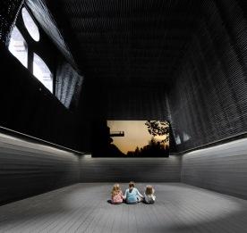 Matadero, Madrid - Churtichaga + Quadra-Salcedo (Movie theatre)