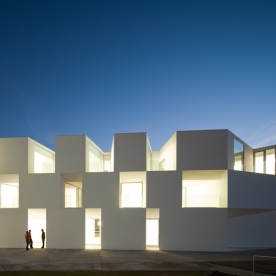 Alcacer do sal residences, Portugal - Aires Mateus