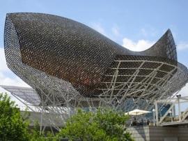 Olympic fish – Barcelona