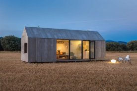 Portable Home, Madrid - Abaton Architects