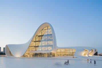 Heydar Aliyev Center, Baku - Zaha Hadid