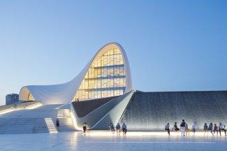 Heydar Aliyev Center, Baku - Zaha Hadid10
