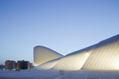 Heydar Aliyev Center, Baku - Zaha Hadid12