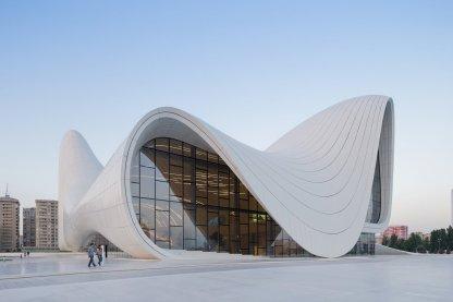 Heydar Aliyev Center, Baku - Zaha Hadid13