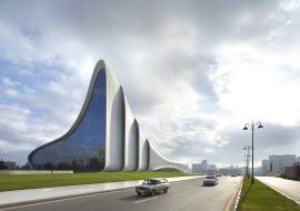 Heydar Aliyev Center, Baku - Zaha Hadid16