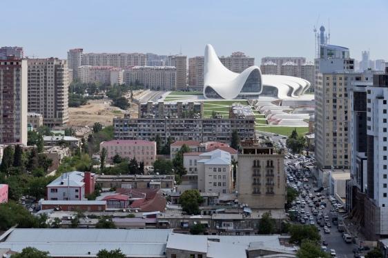 Heydar Aliyev Center, Baku - Zaha Hadid17