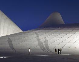 Heydar Aliyev Center, Baku - Zaha Hadid2