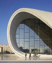 Heydar Aliyev Center, Baku - Zaha Hadid3