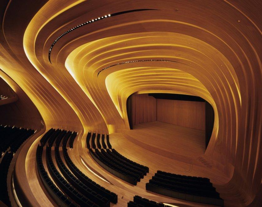 Heydar Aliyev Center, Baku - Zaha Hadid4