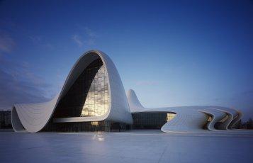 Heydar Aliyev Center, Baku - Zaha Hadid5