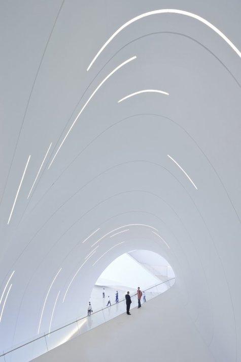 Heydar Aliyev Center, Baku - Zaha Hadid8