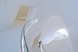 Heydar Aliyev Center, Baku - Zaha Hadid9