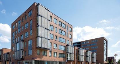 Ijburg Blok 17, Amsterdam 2