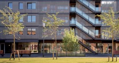 Ijburg Blok 17, Amsterdam