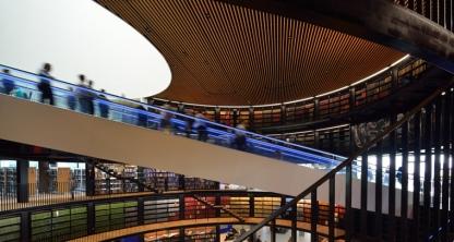 Library, Birmingham - Mecanoo