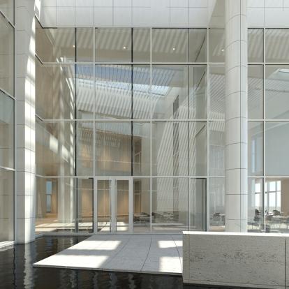 OCT Clubhouse, Shenzhen - Richard Meier 2