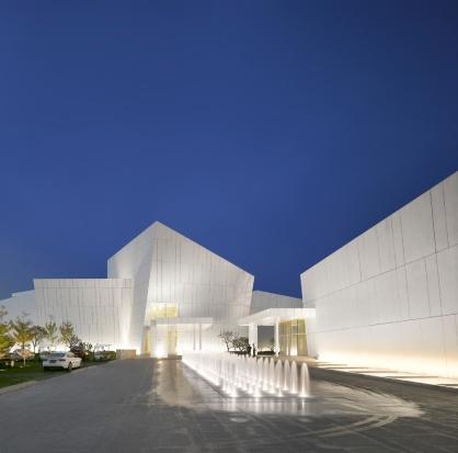 OCT Clubhouse, Shenzhen - Richard Meier