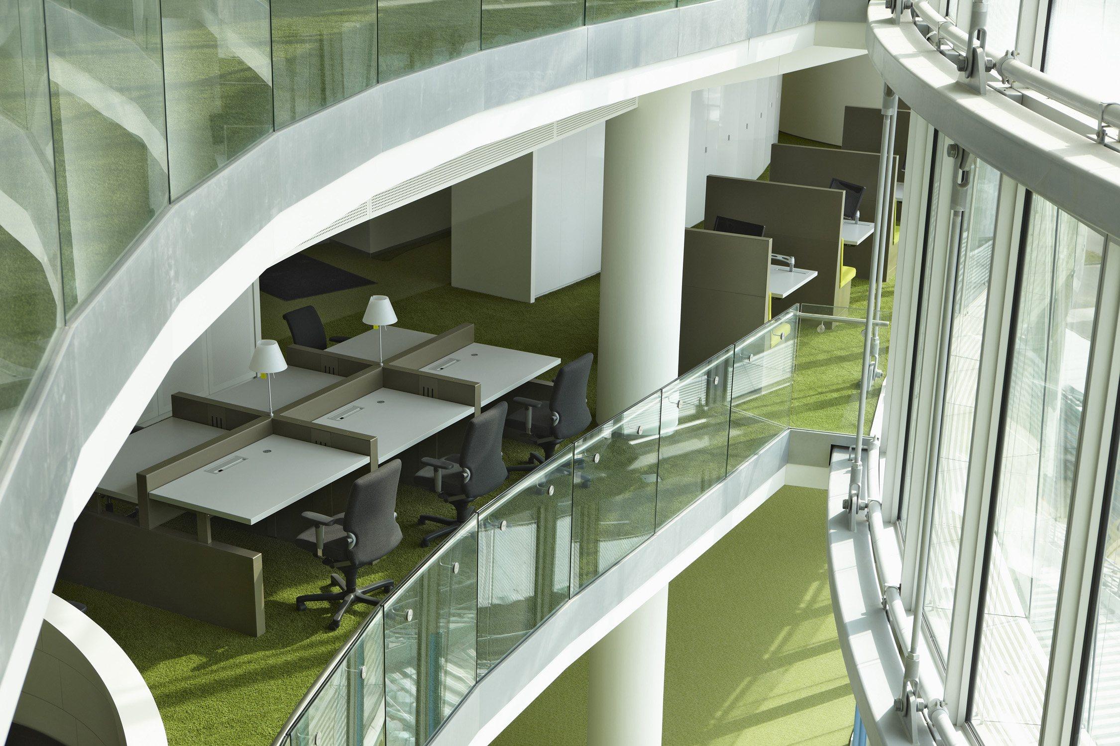 Rabobank hq sander architecten archiscapes for Interieur architecten