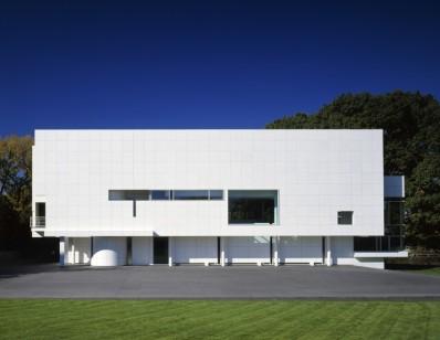 Rachofsky House, Dallas - Richard Meier 2