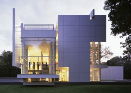 Rachofsky House, Dallas - Richard Meier