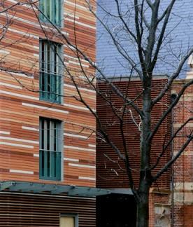 St. Botolphs Hall Apartments, London 2