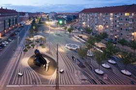 Superkilen Black Market, Copenhagen - Topotek 9