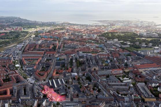 Superkilen, Copenhagen 3
