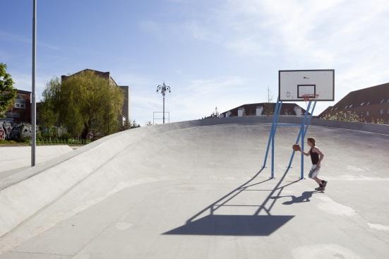 Superkilen Green Park, Copenhagen - Superflex 2