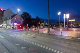 Superkilen Red Square, Copenhagen - BIG 11