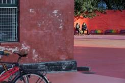 Superkilen Red Square, Copenhagen - BIG 19