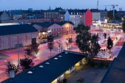 Superkilen Red Square, Copenhagen - BIG 20