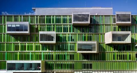 University Building EAN, El Nogal, Bogota 2