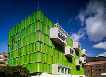 University Building EAN, El Nogal, Bogota