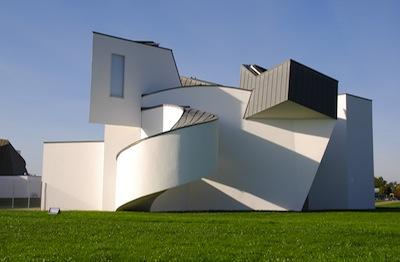 Vitra design museum – Weil am Rhein