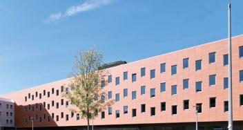 Vrbani III Mixed Use Building, Zagreb