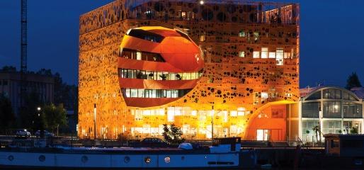 Orange Cube, Lyon - JACOB + MACFARLANE (Cover)