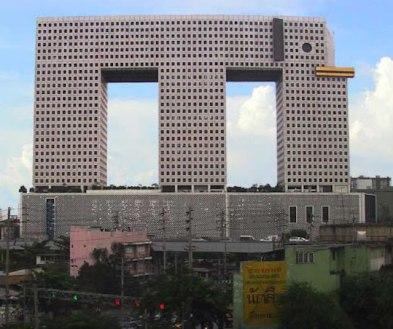 Elephant Building, Bangkok