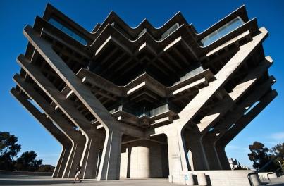 Geisel Library UC San Diego