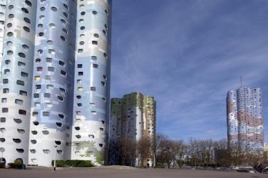 Tours Aillaud, Paris
