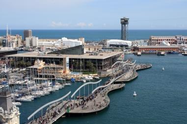 Barcelona _ Rambla del Mar