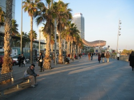 Barcelona_Barceloneta