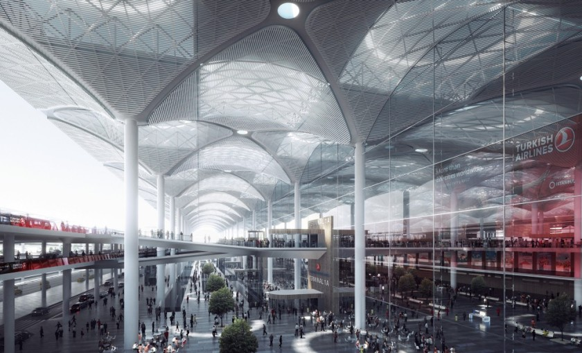 The art of designing airports | 6 projects by Grimshaw