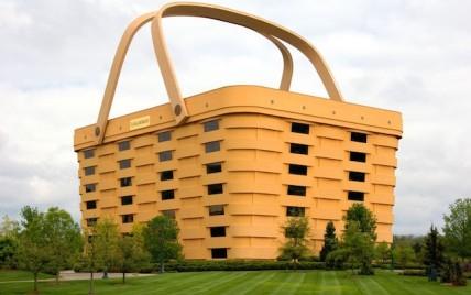 Longaberger Basket Company HQ, Ohio