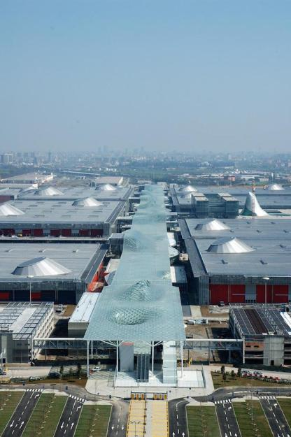 New trade fair, Milan - Fuksas 1