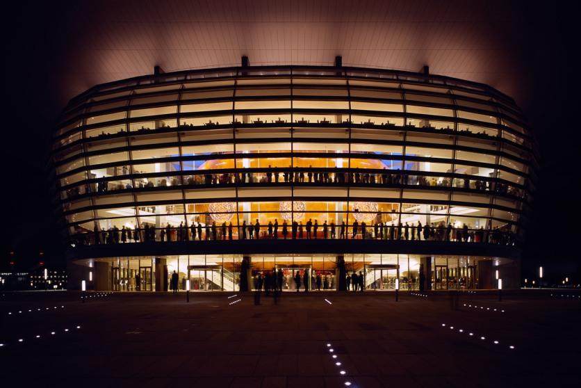 Copenhagen Opera _ Henning Larsen Architects