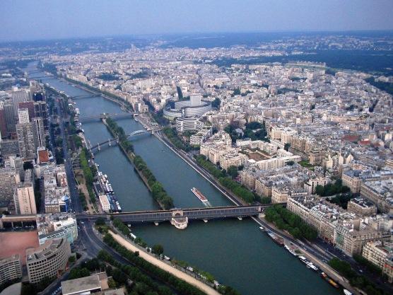 Paris _Seine