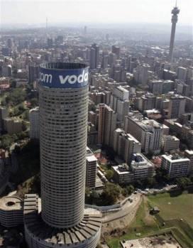 Residential tower, Johannesburg