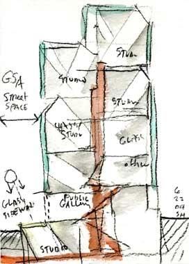 Steven Holl_Glasgow School of Arts2