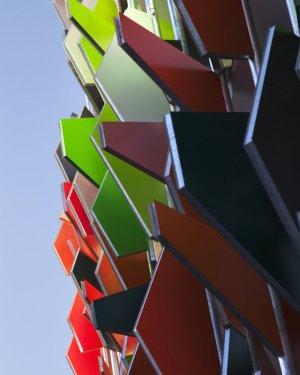 The Pixel Building, Melbourne